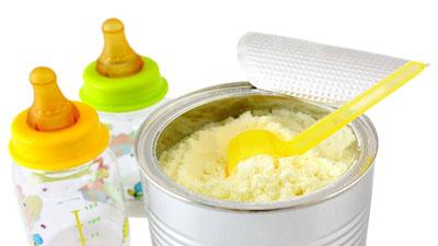 شیر خشک مناسب نوزاد