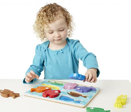 پازل کودک,فواید پازل برای کودک,مزایای حل پازل برای کودک