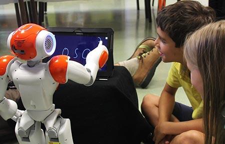 آموزش رباتیک به کودکان,سن آموزش رباتیک به کودکان,آموزش رباتیک