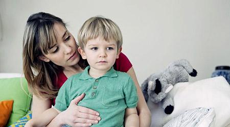 کودکان حساس و زودرنج,رفتار با کودکان زودرنج و حساس,زودرنجی کودکان