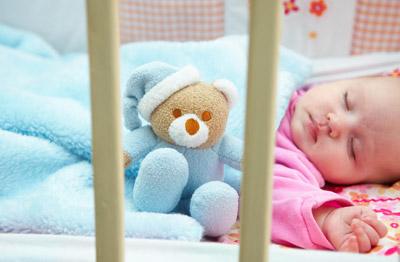 خواب نوزاد,میزان خواب نوزاد,خوابیدن نوزاد