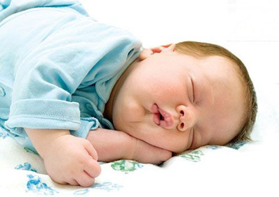 درباره خواب نوزاد