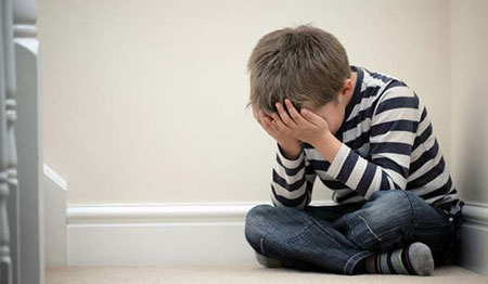 استرس در کودکان,علائم استرس و اضطراب در کودکان,کاهش استرس کودکان