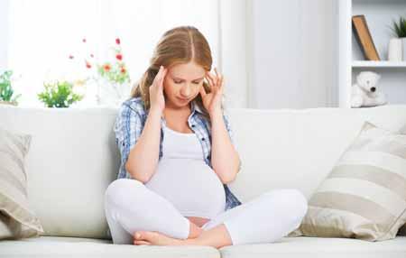 کنترل استرس در بارداری