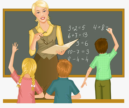 آموزش ریاضی به کودکان,روش های آموزش ریاضی به کودکان,ترفندهای آموزش ریاضی به کودکان
