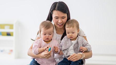 تربیت کودکان یک ساله,نحوه تربیت کودکان یک ساله,آموزش تربیت کودکان یک ساله