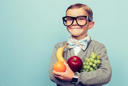 خوراکیهای مفید برای رشد کودکان
