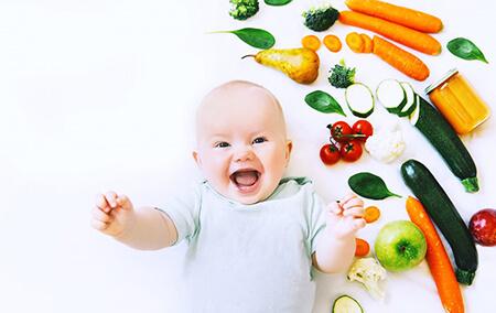 زمان شروع سبزیجات برای نوزادان, راهنمای زمان شروع سبزیجات برای نوزادان, بهترین زمان برای شروع سبزیجات برای نوزادان