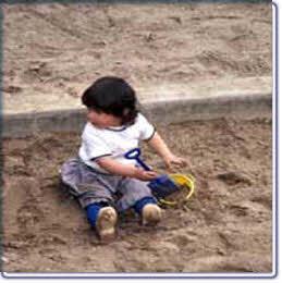 خوردن خاک، زنگ خطری برای کودکان!