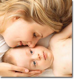 محبت کردن به کودک