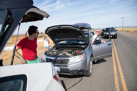 انواع باتری برای خودرو, باتری به باتری خودرو, نحوه صحیح باتری به باتری کردن خودرو