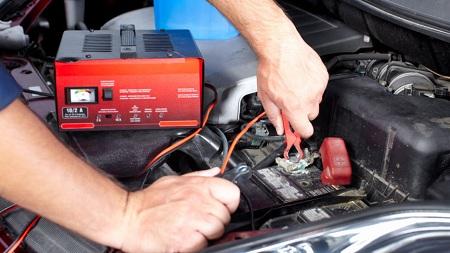 شارژ شدن باتری خودرو, نشانه های خالی شدن باتری خودرو, علائم خالی شدن باتری ماشین