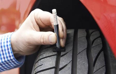 مناسب ترین زمان برای تعویض لاستیک خودرو, تعویض لاستیک خودرو, زمان تعویض لاستیک