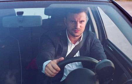 آموزش رانندگی با لاستیک پنچر, نحوه تعویض لاستیک پنچر شده, ماشین پنچر شده