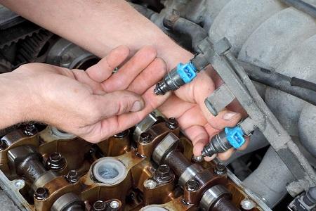 دلیل ریپ زدن خودرو شستن موتور, تعمیر ریپ زدن خودرو, نقش سوخت در ریپ زدن خودرو