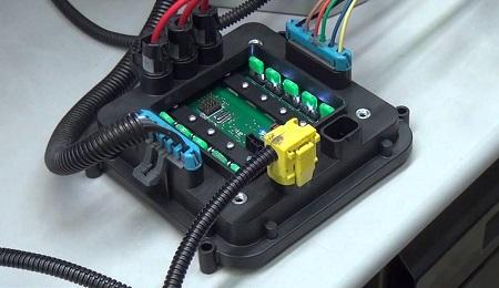 مالتی پلکس سمند چیست, اجزای مالتی پلکس, سیستم مالتی پلکس چیست