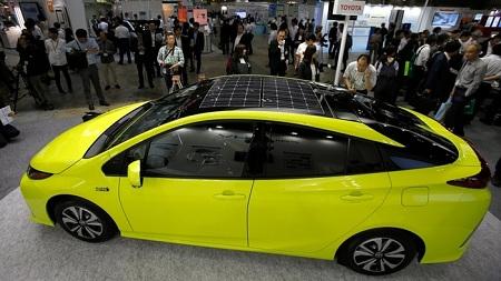 نحوه ی عملکرد خودروهای خورشیدی, برترین خودروهای خورشیدی, سریع ترین خودروی خورشیدی