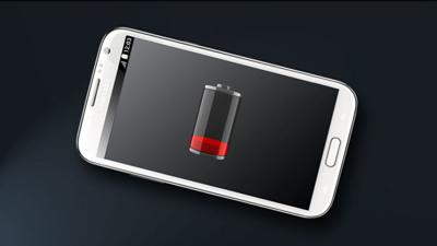 شارژ اولیه باطری موبایل, باطری موبایل