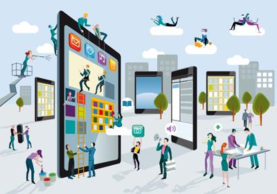 تبلیغات موبایلی چیست؟, تبلیغات در موبایل