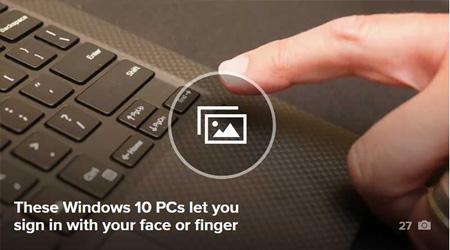 راهاندازی ویندوز هلو, تشخیص چهره ویندوز