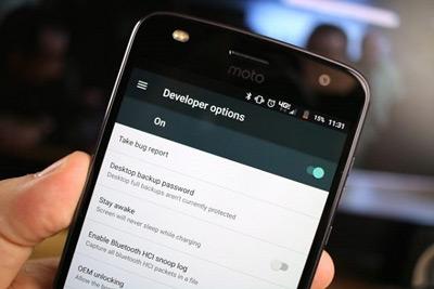 منوی تنظیمات سریع اندروید, ردیابی گوشی گم شده اندروید