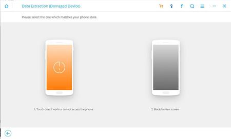 بازیابی اطلاعات گوشی, نرم افزار بازیابی اطلاعات گوشی
