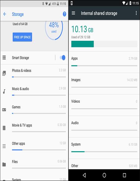 افزایش سرعت گوشی اندرویدی, ترفندهای اندروید