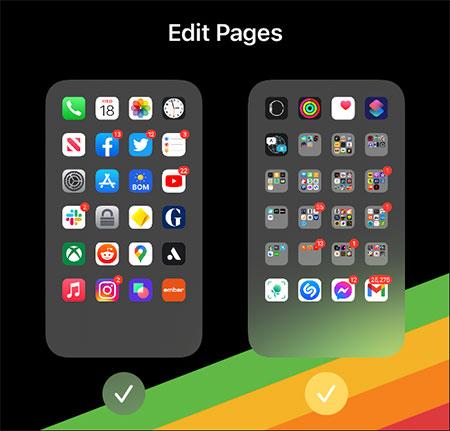 نحوه جستجوی برنامه ها در کتابخانه آیفون, کتابخانه برنامه در iPad کجاست