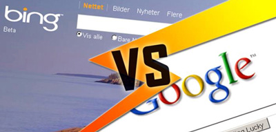 جستجوگر بینگ, موتور جستجو بینگ