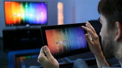 تصویر گوشی روی تلویزیون, پخش محتوا از تلفن همراه روی تلویزیون
