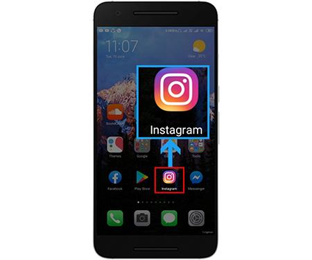 تغییر زبان اینستاگرام , تغییر زبان رسمی Instagram