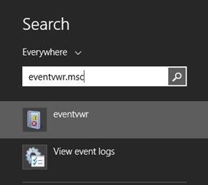 کاربردهای event viewer, نحوه کار event viewer