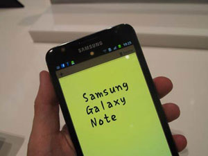 بررسی کامل Samsung Galaxy Note