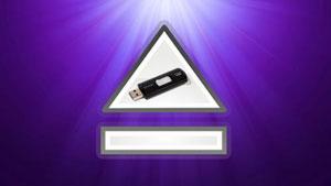 چگونه حافظه های USB را از کامپیوتر جدا کنیم؟