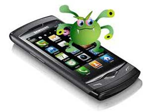 تلفن همراه, ویروس موبایل