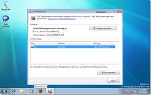 هارددیسک, ترفند ویندوز 7, افزایش سرعت ویندوز