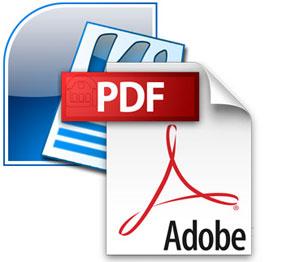 word 2013, ترفند کامپیوتر, فایلهای pdf
