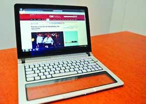 لپ تاپ, تبلت, ویندوز 8
