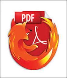 كامپيوتر: مشاهده PDF با فايرفاكس