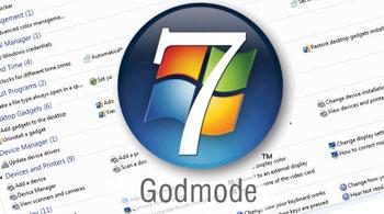 فعال کردن Godmode در ویندوز ۷