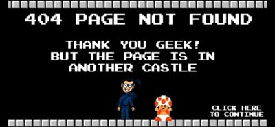 صفحه پیغام مرورگر ,معنی خطاهای وب