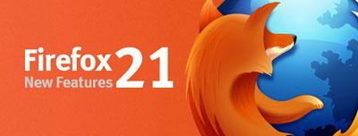 مطالب داغ:  نگاهی به نسخه ۲۱ مرورگر فایرفاکس