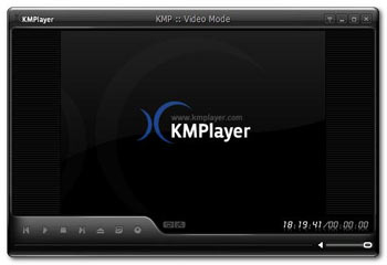 اجرای موسیقی, نرمافزار kmplayer
