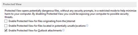 باز کردن فایل های مسدود, آموزش تصویری ورد