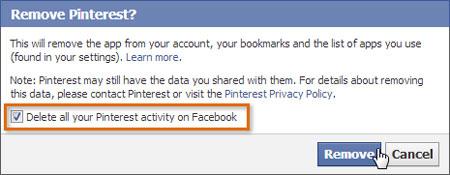ترفندهای اینترنتی, تنظیمات در فیس بوک