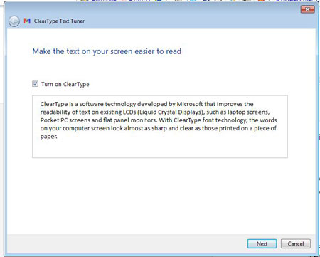 ویندوز 7, پنجره اکسپلورر, امکانات ویندوز 7