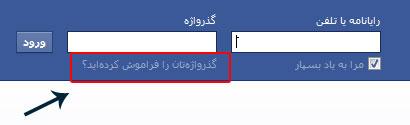 بازیابی پسورد در فیس بوک, ترفندهای اینترنتی