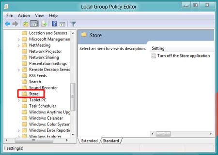 Windows Store, ویندوز 8, ترفندهای کامپیوتری