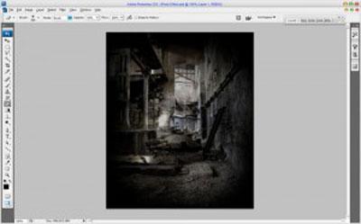 آموزش فتوشاپ, تبدیل تصاویر به حالت قدیمی