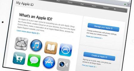 کلیپ آموزش ساخت Apple ID به صورت رایگان